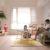 بازسازی و طراحی داخلی آپارتمان رنگی و کاربردی
