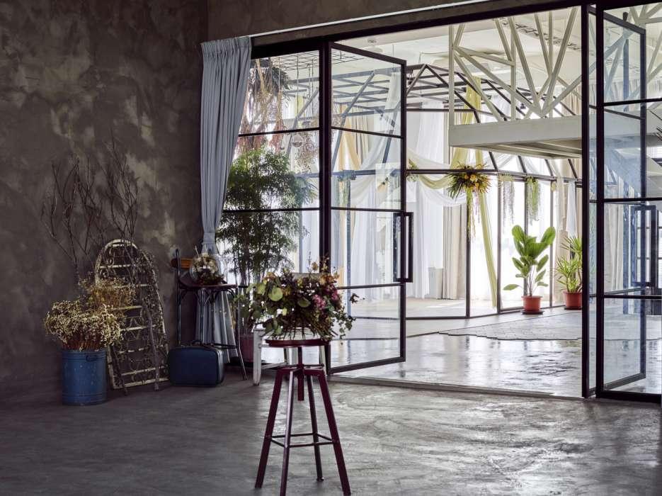 معماری داخلی استودیو عکاسی