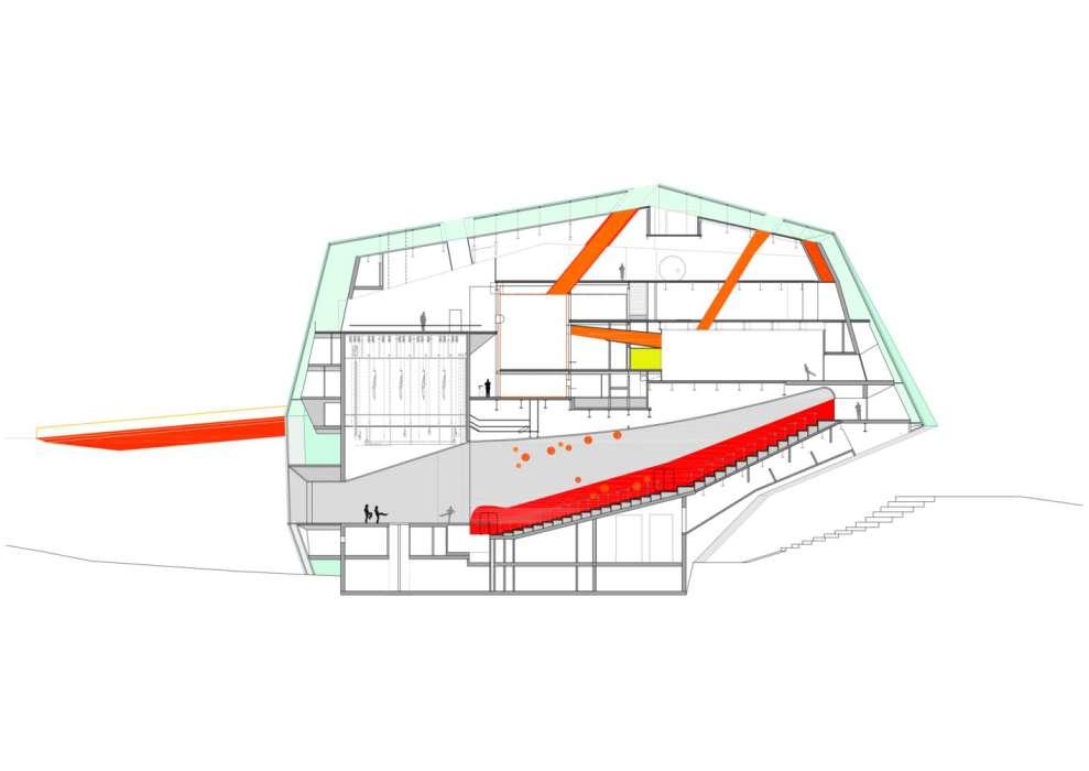 طراحی سالن همایش