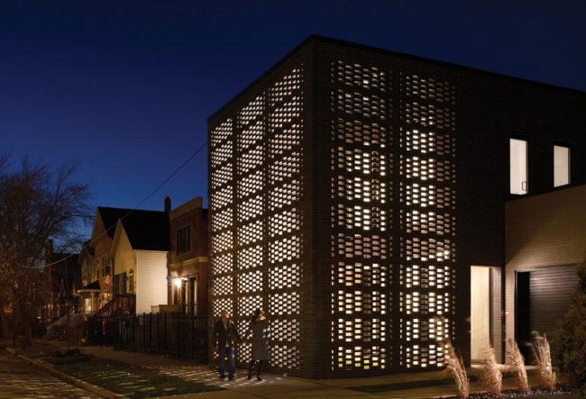 طراحی 18 خانه هوشمند