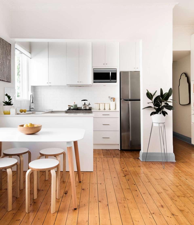 30 ایده طراحی آشپزخانه U شکل - U Shaped Kitchens 15