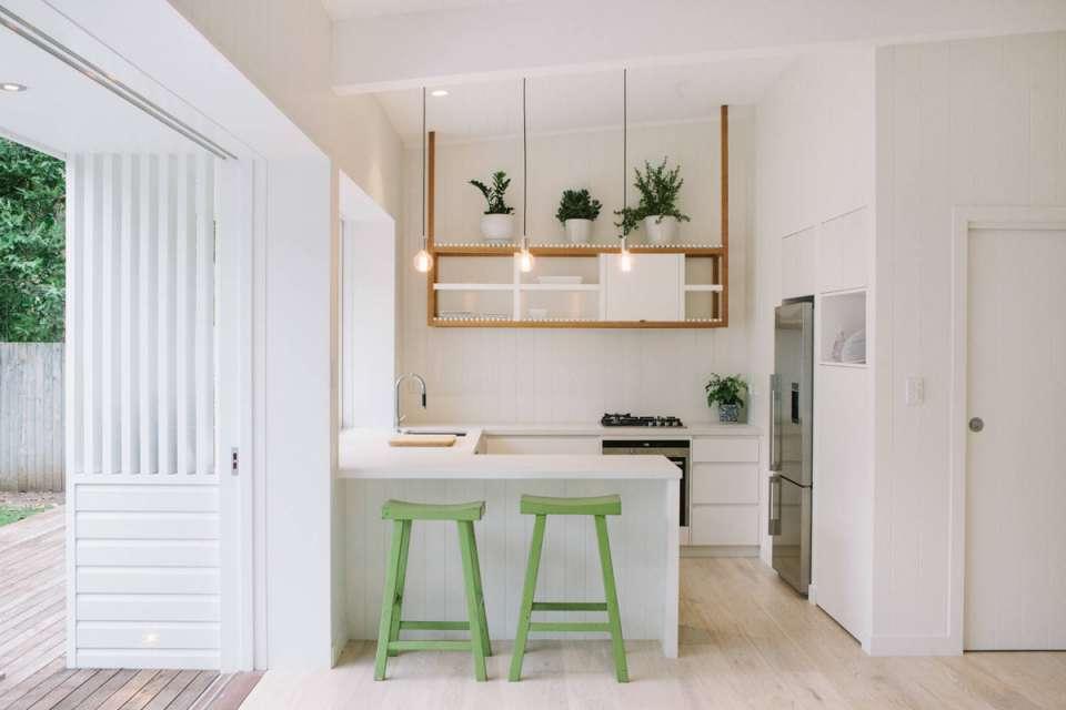 30 ایده طراحی آشپزخانه U شکل - U Shaped Kitchens 20