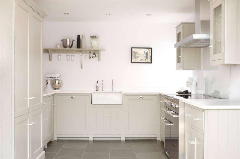 30 ایده طراحی آشپزخانه U شکل - U Shaped Kitchens 30