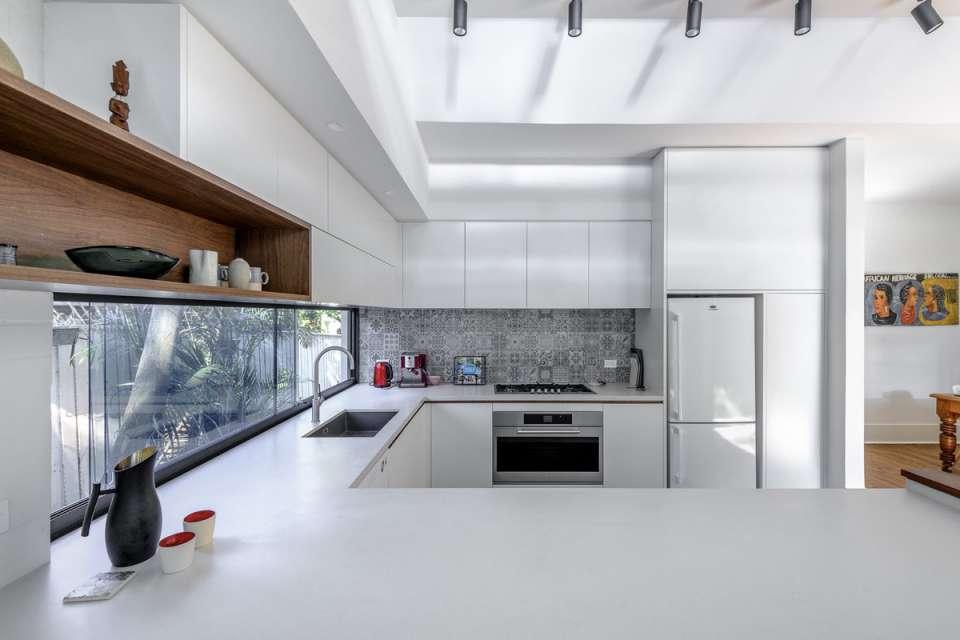 30 ایده طراحی آشپزخانه U شکل - U Shaped Kitchens 8