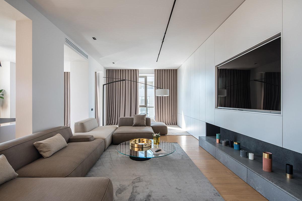 بازسازی و طراحی خانه به سبک مینیمال - minimal home 2 1