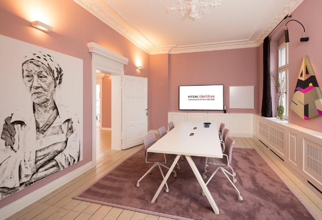 طراحی دفترکار شرکت طراحی داخلی در آلمان - office germany 2 1
