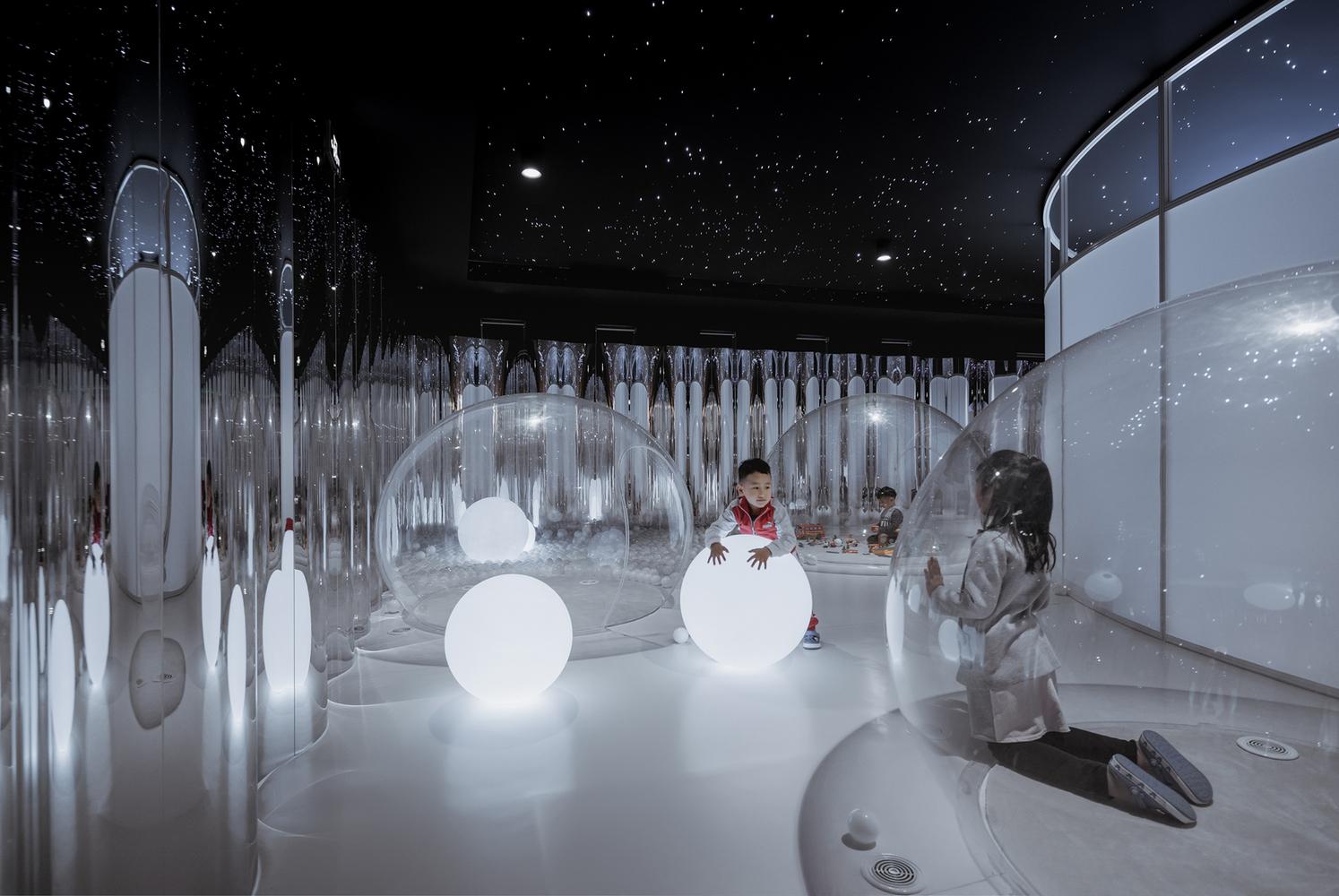 طراحی رستوران برای کودکان در چین - Aranya Kids Restaurant 19 1