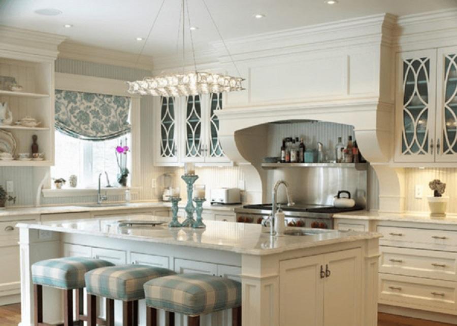 انواع طرح ها و مدل های کابینت کلاسیک - Classic cabinets 11