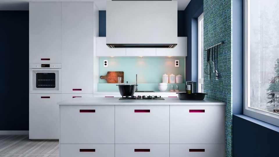 33 ایده طراحی آشپزخانه سبز رنگ - Green Kitchens 31