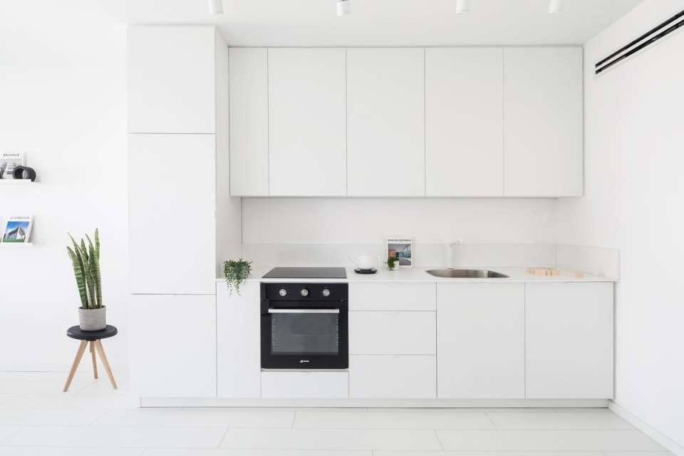 کابینت آشپزخانه یک طرفه