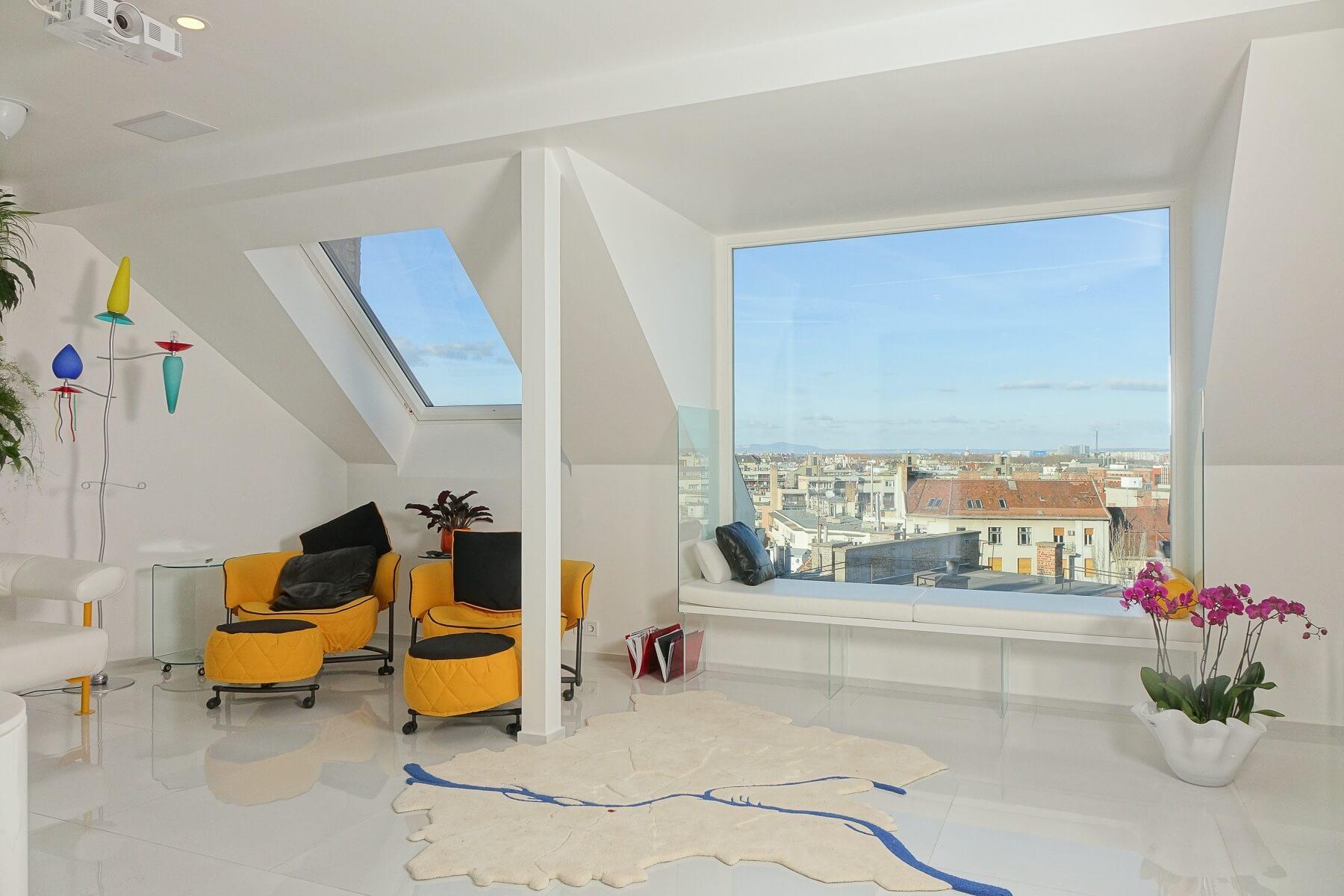 طراحی و بازسازی آپارتمان در مجارستان - apartment Budapest Remodel 4 1