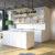 طراحی داخلی آپارتمان با تم پاستلی