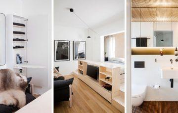 طراحی استودیو آپارتمان در سیدنی