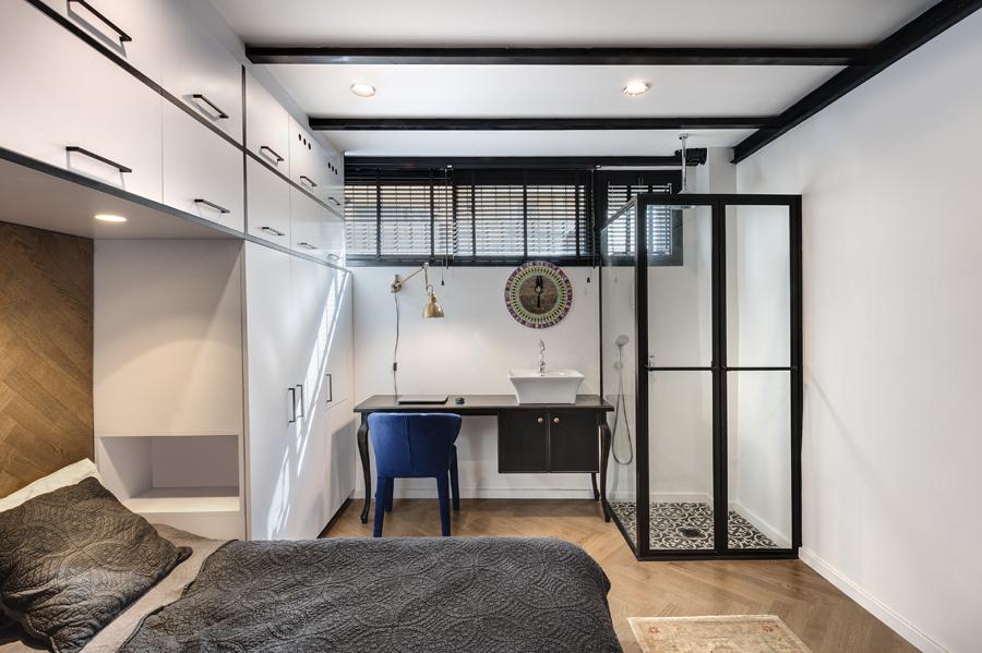 آپارتمان کوچک اما بزرگ