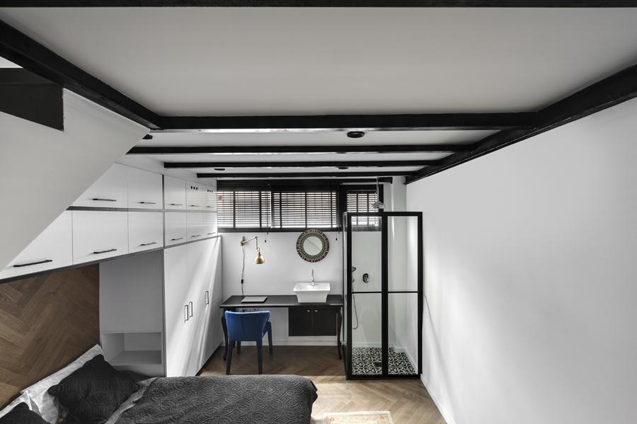 دکوراسیون داخلی آپارتمان 36 متری