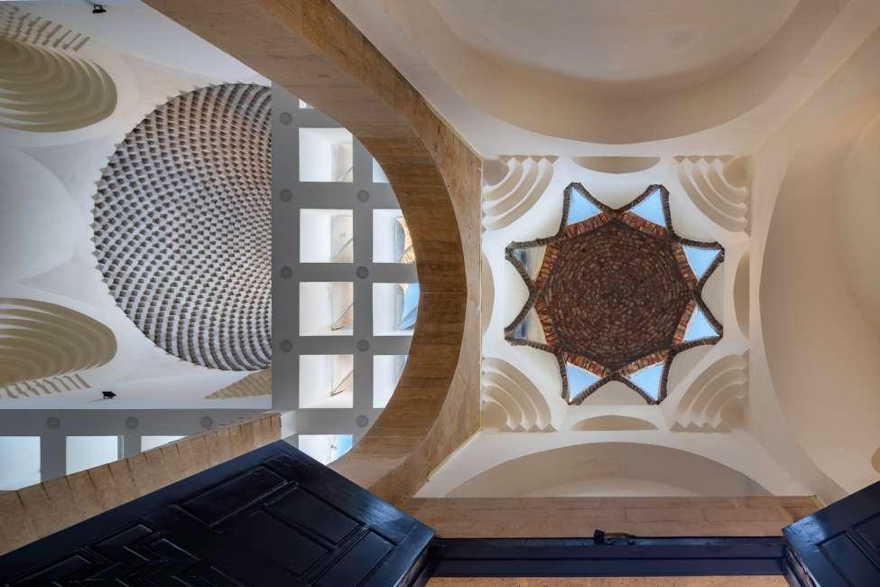 طراحی مسجد مصر