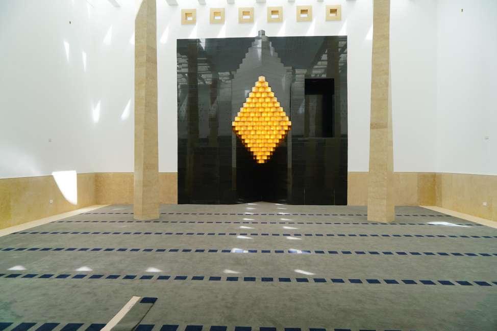 طراحی مسجد