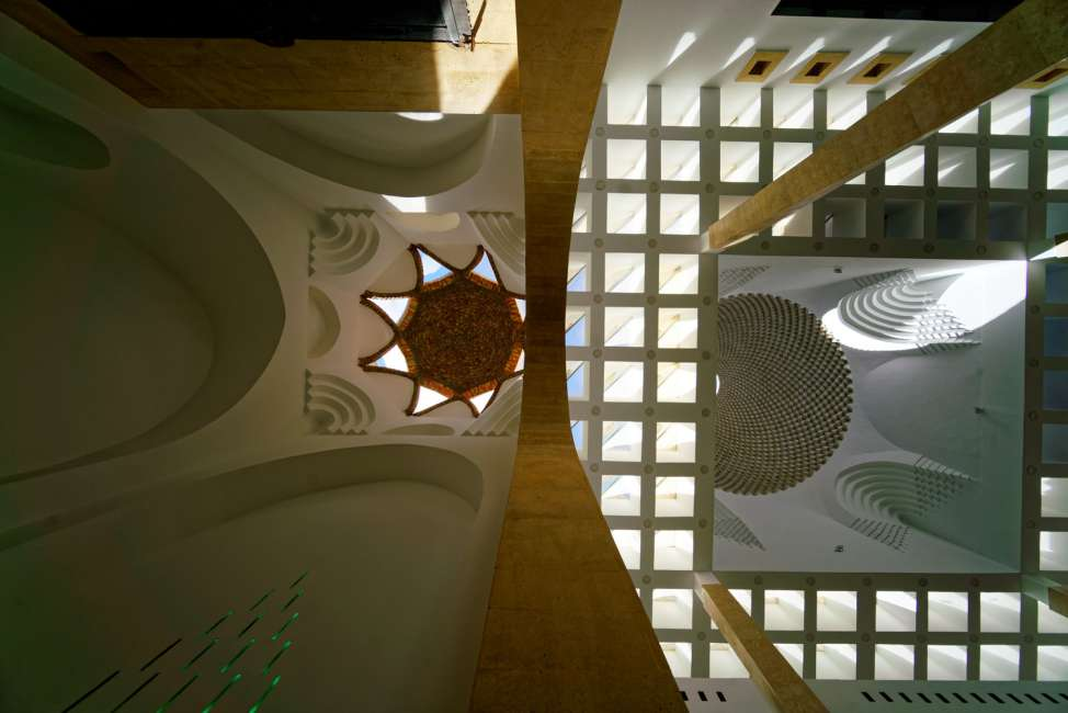 معماری مسجد
