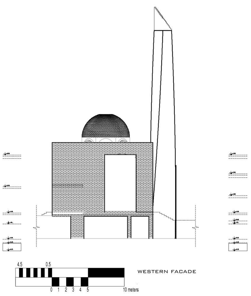 پلان مسجد مصر