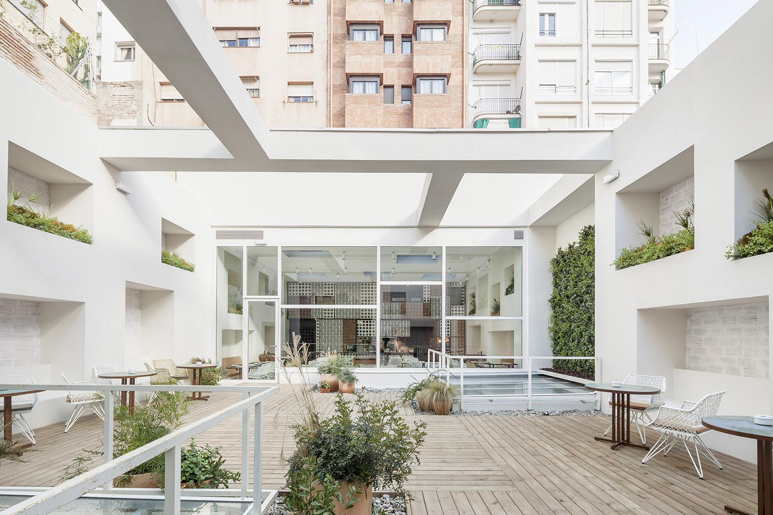 طراحی رستوران کاتالانی با عنوان لذت - Disfrutar Restaurant 6 1
