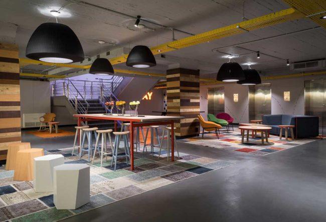 طراحی هتل فانتزی در بلژیک