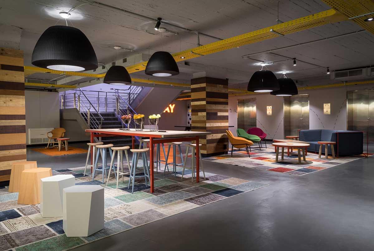 طراحی هتل فانتزی در بلژیک - HOTEL BLOOM 14 1