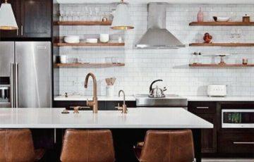 ایده های سازماندهی فضای آشپزخانه