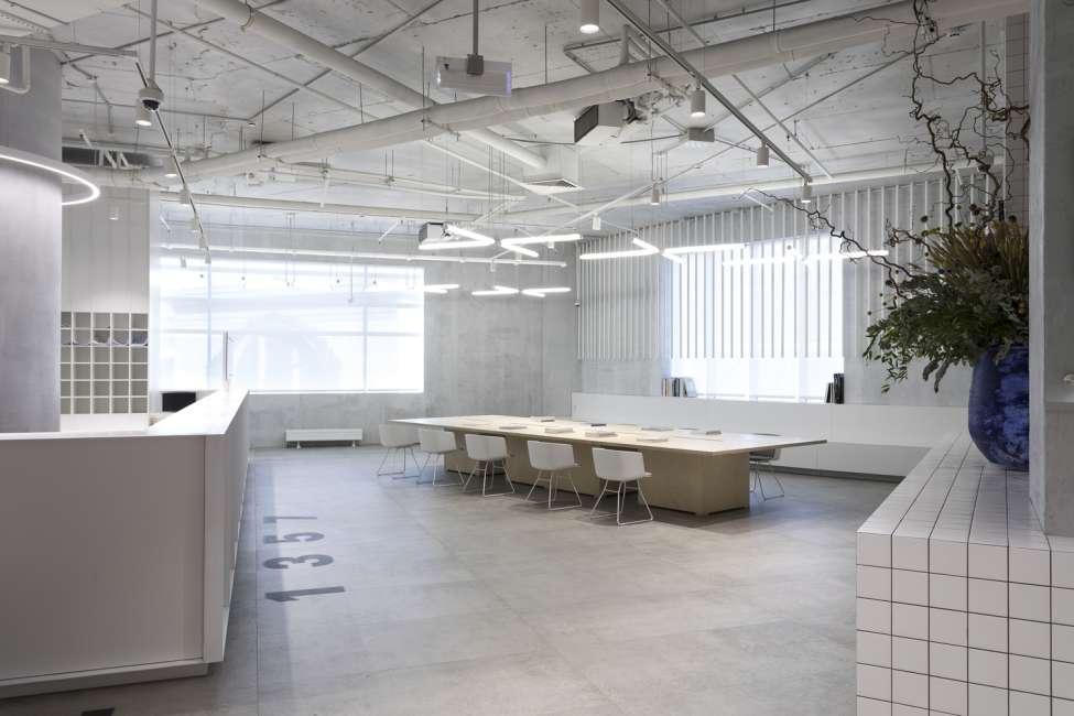 طراحی مرکز اداری سفارت ایتالیا