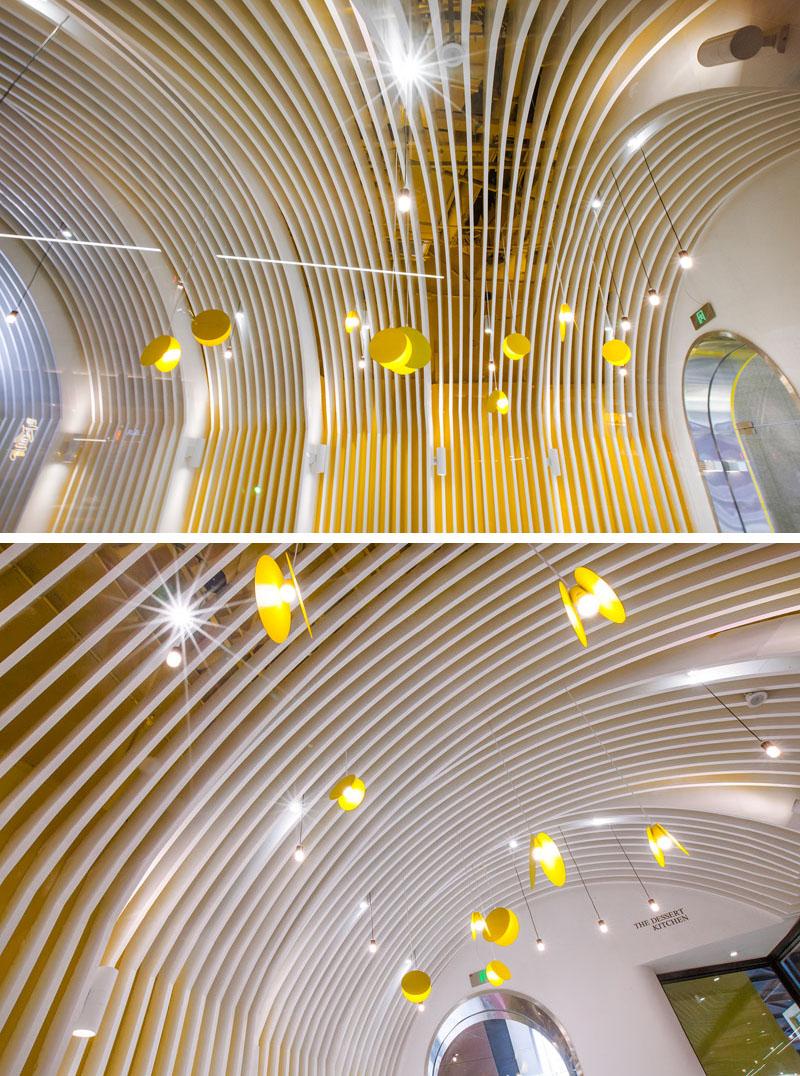 طراحی داخلی کافه مدرن