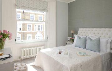 10 ایده دکوراسیون اتاق خوابآرمش بخش