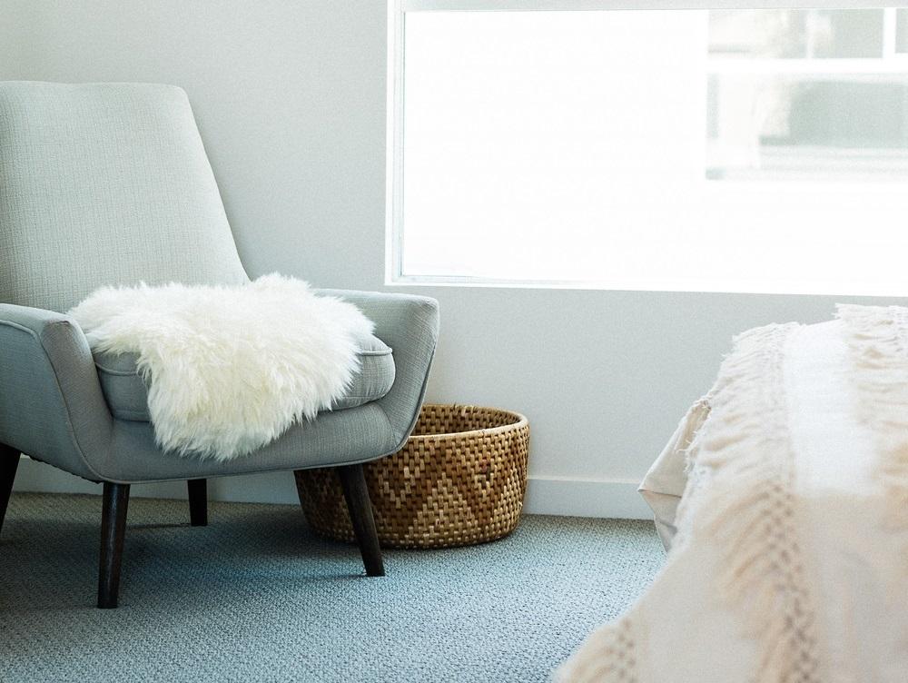 طراحی اتاق خواب برای یک خواب راحت تر