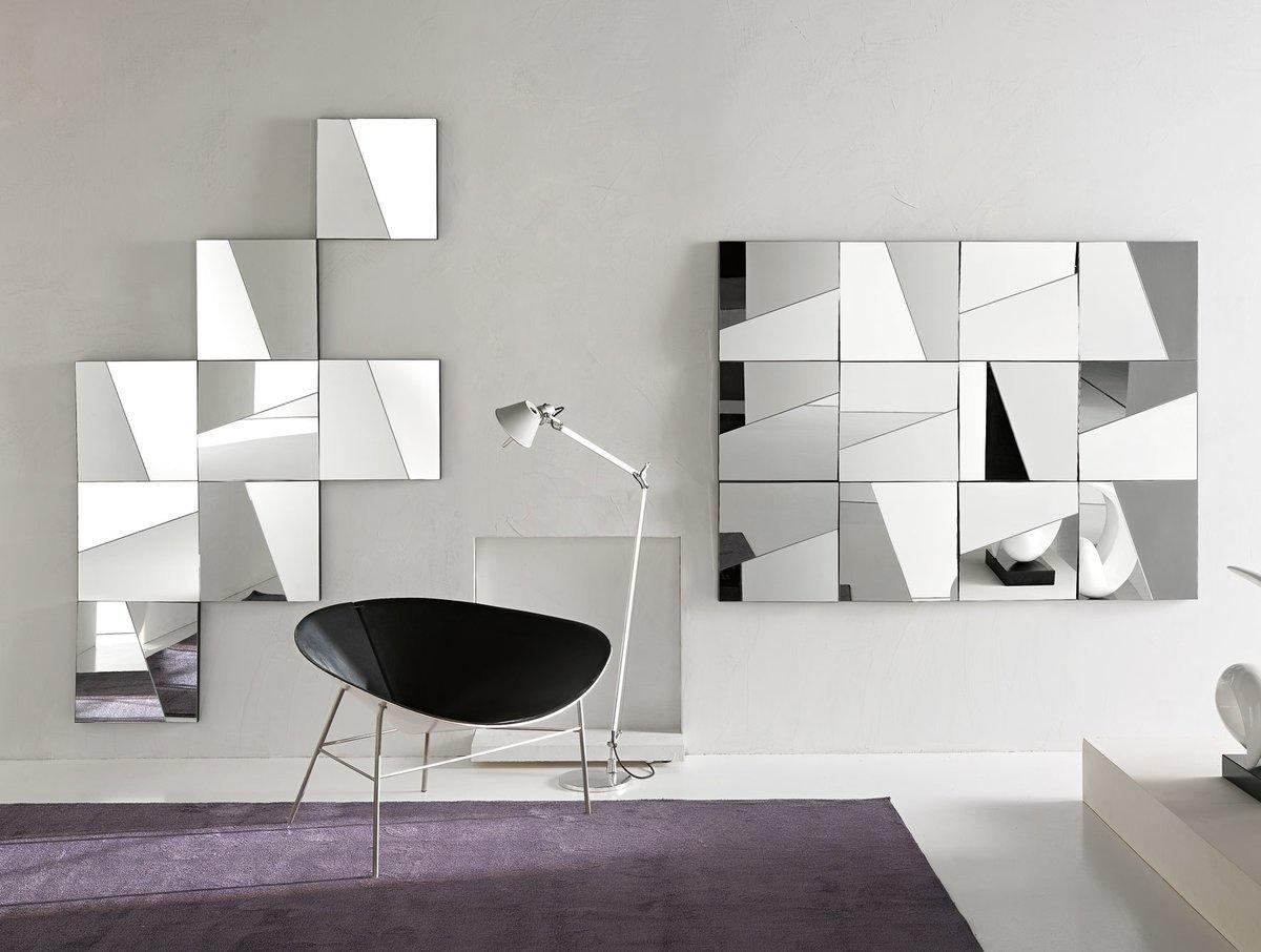 شیوه های کاربرد آینه در دکوراسیون خانه