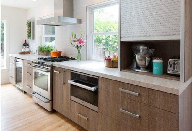 7 ترفند کاربردی برای افزایش فضای ذخیره سازی آشپزخانه