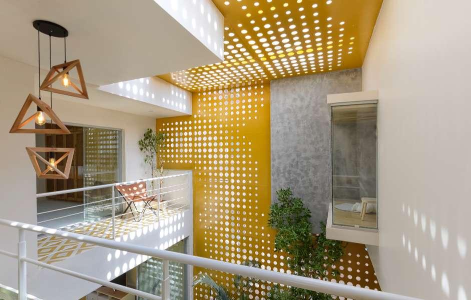 طراحی باغ در خانه