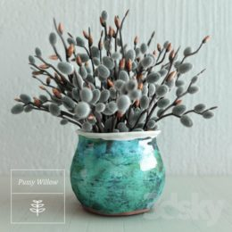 دانلود مجموعه آبجکت گیاهان گلدانی و آپارتمانی