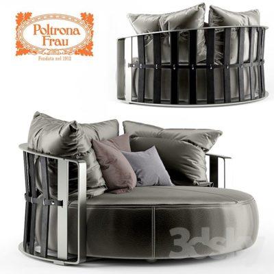 مدل سه بعدی ست مبل و صندلی اداری