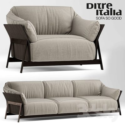 مدل سه بعدی مبل و صندلی
