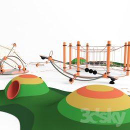 دانلود مدل سه بعدی لوازم کودک از Pro 3DSky