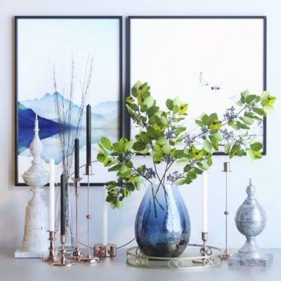 آبجکت گل و گیاهان گلدانی و زینتی