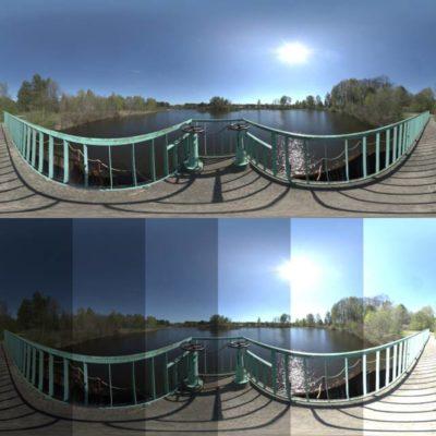 تصاویر HDRI طبیعت