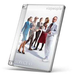 پرسوناژ در هنگام کار – دانلود ولوم اول Viz-People