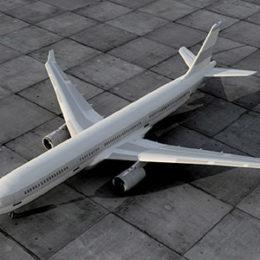 دانلود مجموعه آبجکت هواپیما