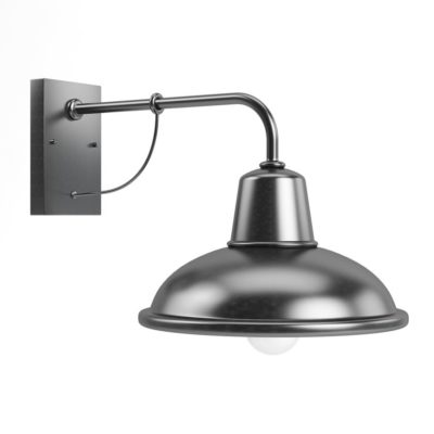 مدل سه بعدی لامپ بیرونی
