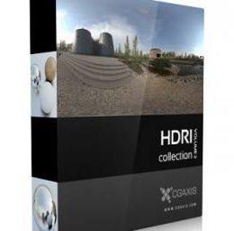 دانلود تصاویر HDRI طبیعت