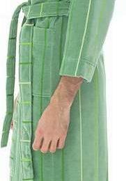 پرسوناژ انسان در خانه با لباس راحتی منزل