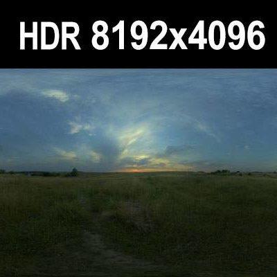 HDRI محیط آسمان