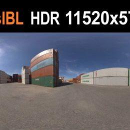 دانلود HDRI محیط صنعتی