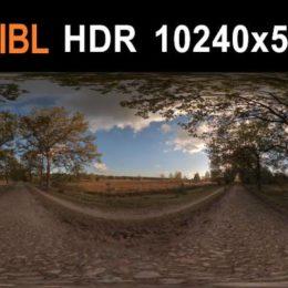دانلود مجموعه تصاویر HDRI مناظر برون شهری