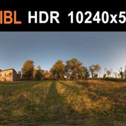 دانلود HDRI محیط تخریب شده